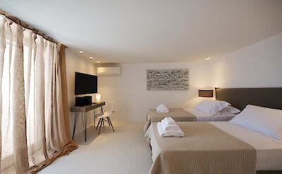 Mykonos Villa Bsv Bedroom