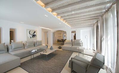 Mykonos Villa Bsv Living