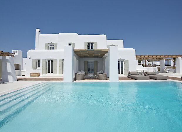 Mykonos Villa Bsv Pool