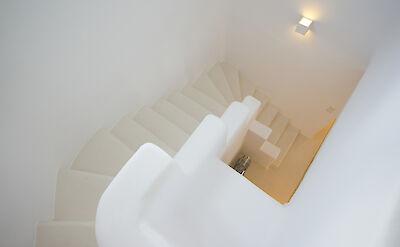 Mykonos Villa Bsv Staircase