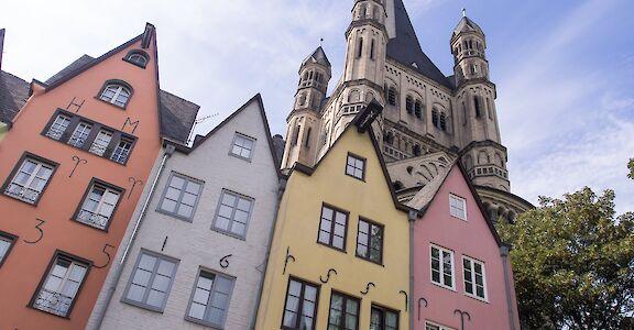Cologne, Germany. Flickr:Ed Webster 50.950884, 6.927223