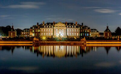 Nordkirchen Palace in Münsterland, Germany. Flickr:Daniel Grothe
