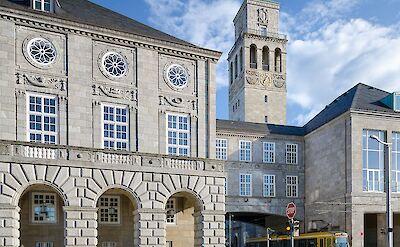Rathaus in Mülheim an der Ruhr, Germany. CC:Tuxyso