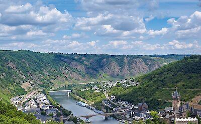 Mosel River in Cochem, Germany. Flickr:Frans Berkelaar