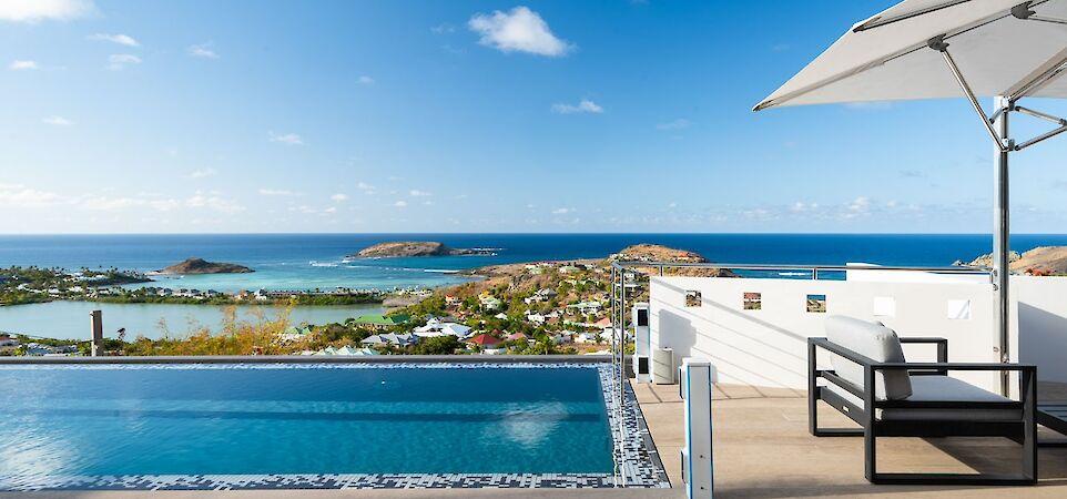 Vacation Rental St Barthelemy WV CIO Villa St Barts Villa CIOdek Desktop