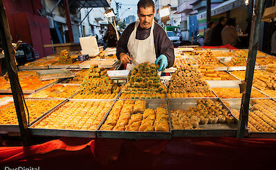 Israeli baklava is a favorite! Flickr:DucDigital