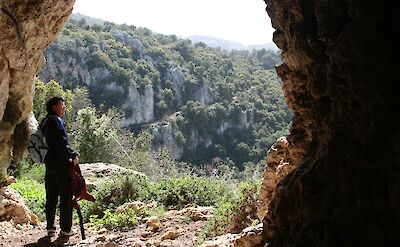 Hiking in Israel. Flickr:Ruth Tate
