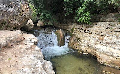 Kziv Stream in Israel. ©TO