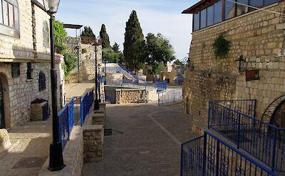 Safed (Tsfat), Israel. Flickr:Emmanuel DYAN