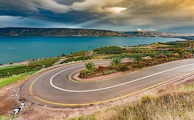 Sea of Galilee, Israel. Flickr:Andrew Goldis