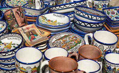 Souvenirs in Israel. Flickr:Xinquinho Silva