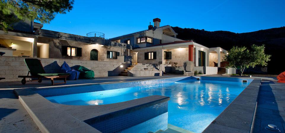 Villa Plano 1