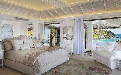 Headland House Master Suite