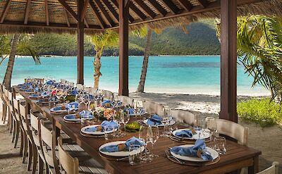 Manchioneel Beach Dining