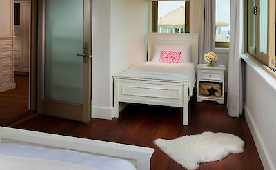Beach Villa Master Suite Nursery