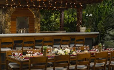 Recreational Area Outdoor Dining