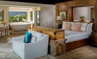Mangrove Villa Master Suite