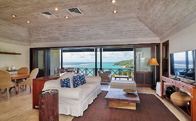 New Shoot Where Else Villa Living Room With View