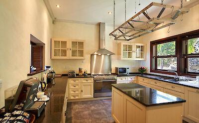 Villa 1 Kitchen