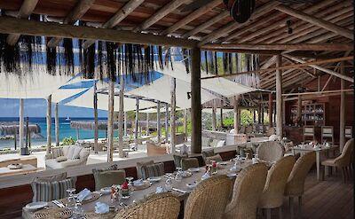Canouan Estate Lance Guyac Restaurant