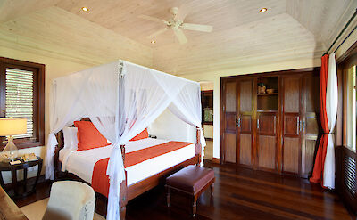 Villa 1 Cottage Bedroom 1