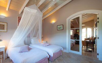 Eden Rock Villa Rental Bedroom 2