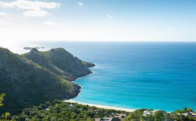 Eden Rock Villa Rental Sea View