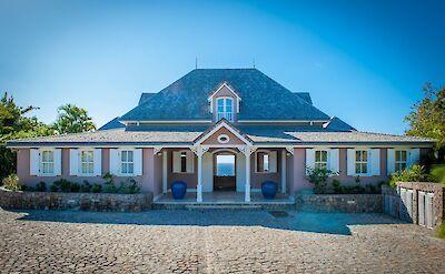 Eden Rock Villa Rental Exterior