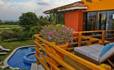 Master Bedroom Side Balcony Ocean View