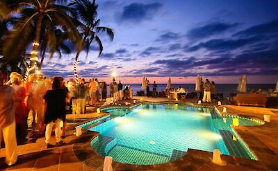 Punta Mita Beach Club Restaurant