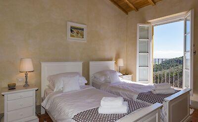 Caravaggio Bedroom