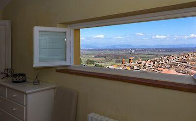 Titian Bedroom View