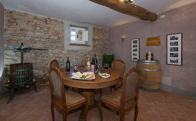 Wine Tasting And Cellar 1