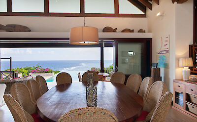 New Shoot Silver Turtle Dining Room With View