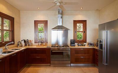 New Shoot Villamia Kitchen