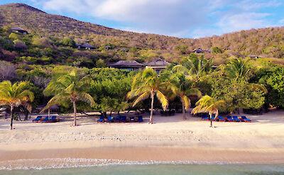 Canouan Estate Big Blue Ocean Villa New