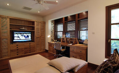 Study Or 6 Th Bedroom
