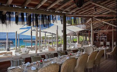 M Canouan Estate Lance Guyac Restaurant