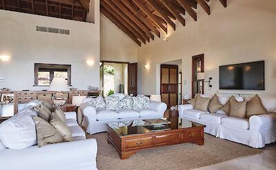 New Shoot Big Blue Ocean Living Room