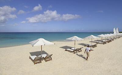 M Amanyara Beach