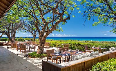 M Amanyara Main Restaurant