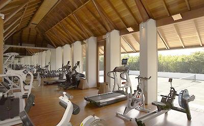 M Amanyara Fitness Centre