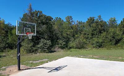 Basketball At Branson Canyon