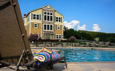 Branson Canyon Pool And Clubhouse 1