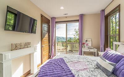 Almond Tree Her Bedroom