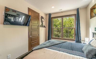 Almond Tree His Bedroom