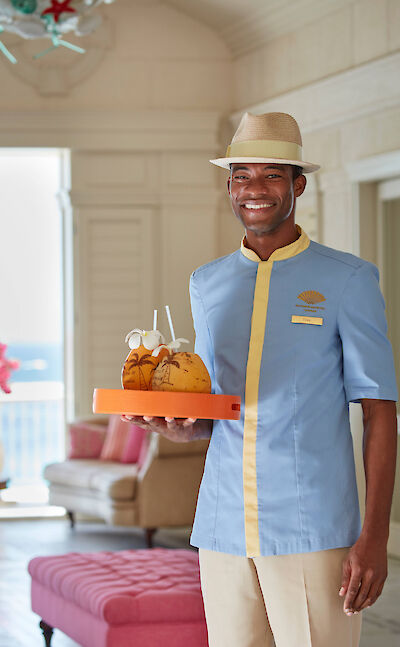 Canouan Hotel Service