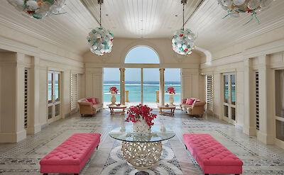 Canouan Hotel Lobby