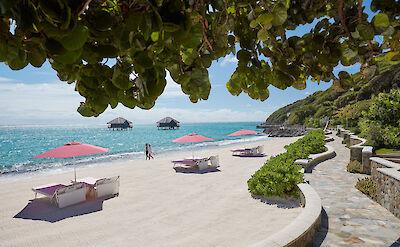 Canouan Hotel Godahl Beach