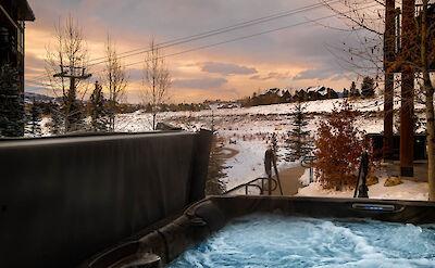 Cas Hot Tub 2 Hires